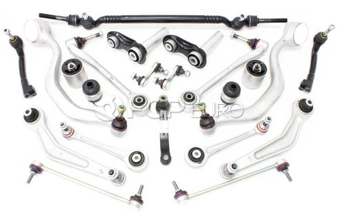 BMW 20-Piece Control Arm Kit (E39 540i M5) - 540E3920PIECELAT