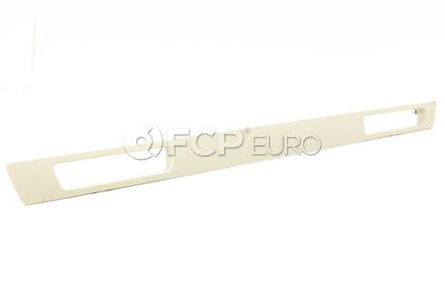 BMW Decor Strip Drink Holder (Creambeige) - Genuine BMW 51456957248