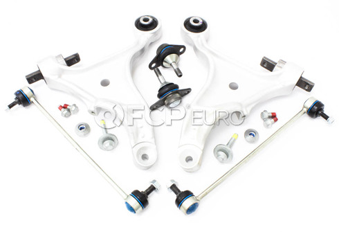 Volvo Control Arm Kit 6 Piece - Meyle KIT-P2S80CAKT3P6