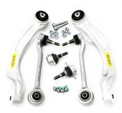 BMW 6-Piece Control Arm Kit (E60 E61) - E606PCXICAKIT
