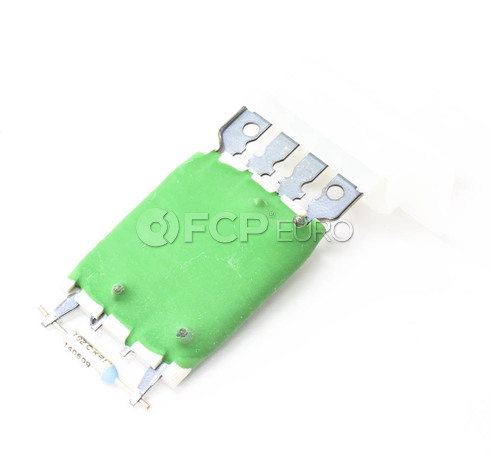 Mini Cooper Blower Resistor - Genuine Mini 64113457445