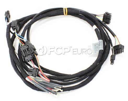 BMW Wiring Trunk Lid - Genuine BMW 61128366875