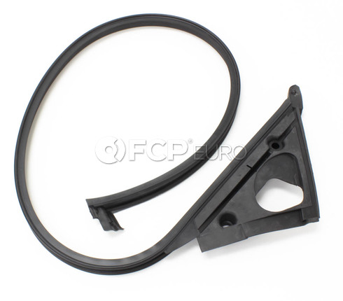 BMW Front Right Seal.Betw.Door A.Roof Frame - Genuine BMW 51218157876