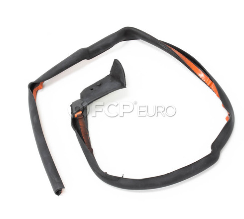 BMW Front Right Sealing Betw.Door And Column - Genuine BMW 51218125596