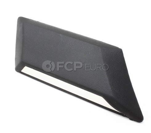BMW Moulding Fender Rear Right (Chrom) (740i 740iL 750iL)- Genuine BMW 51138125354