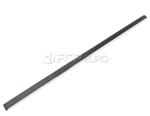 BMW Moulding Door Front Right (Chrom) (740i 740iL 750iL) - Genuine BMW 51138125350