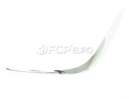 BMW Covering Right (Chrom) (740i 740iL 750iL) - Genuine BMW 51118168106