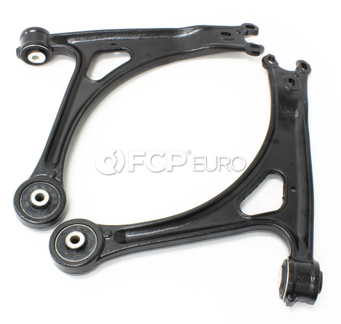 Audi VW Control Arm Kit 2-Piece - Lemforder TTCA2LEM