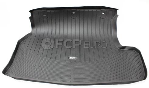 BMW Cargo Tray (E46 Wagon Black) - Genuine BMW 82110305072