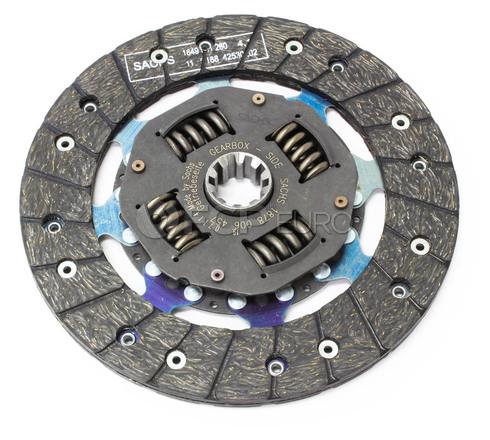 BMW Clutch Friction Disc 215mm (2002 320i 318i) - Sachs 1878006457