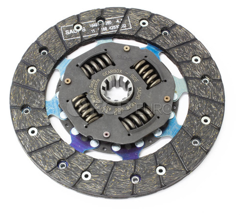 BMW Clutch Friction Disc 215mm - Sachs 1878006457
