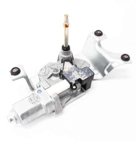 BMW Windshield Wiper Motor - Genuine BMW 61627318710