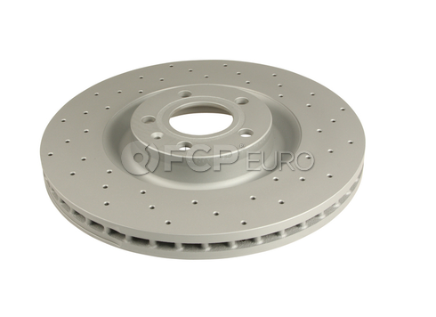 Audi Brake Disc (A4 S4) - Zimmermann Sport 8E0615301T