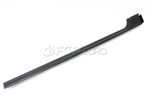 BMW Sill Strip Right (Black) - Genuine BMW 51478151392