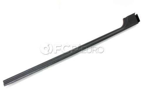 BMW Sill Strip Right (Black) - Genuine BMW 51478151392