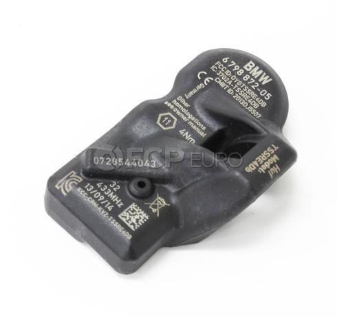BMW TPMS Sensor - Genuine BMW 36106798872