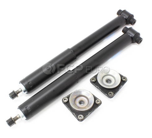 Volvo Shock Kit 4 Piece (S60 V70 S80) - Genuine Volvo KIT-P2RSHKKTP4