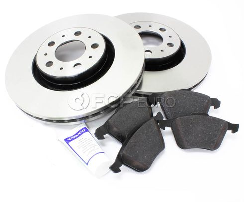 "Volvo Brake Kit Front 12.5"" 5 Piece (XC90) - Genuine Volvo KIT-P2316FTBKP5"