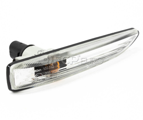 BMW Sidemarker Light Clear Front Right - Genuine BMW 63137164758