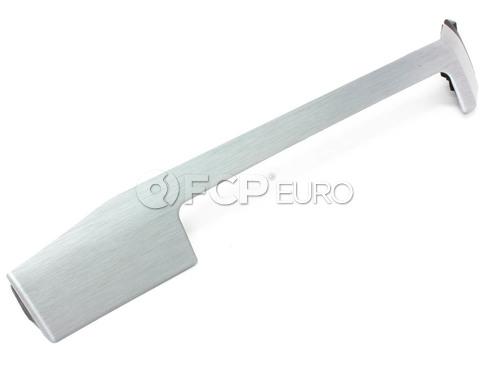 BMW Decorative Strip Alum. I-Panel Centre (Alu Shadow) - Genuine BMW 51457895817