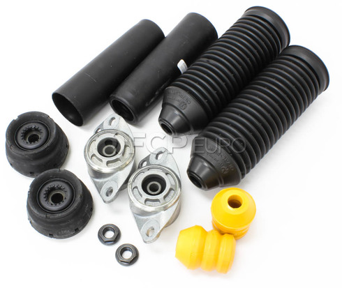 VW Strut & Shock Mount Kit 12-Piece (Beetle Golf Jetta) - Sachs MK4FRMOUNTKT