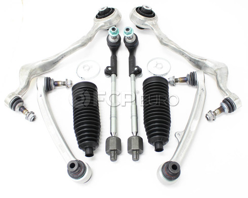 BMW 8-Piece Control Arm Kit (1M M3) - E9XM38PIECEKIT