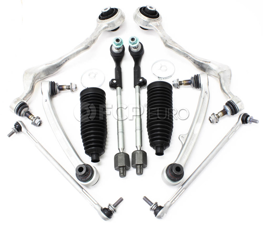 BMW 10-Piece Control Arm Kit - E9XM310PIECEKIT