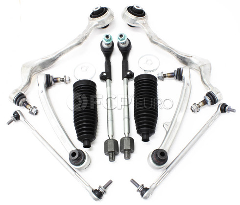 BMW 10-Piece Control Arm Kit (1M M3) - E9XM310PIECEKIT