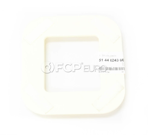 BMW Alarm Bracket Upper (E46 Z3) - Genuine BMW 51448243666