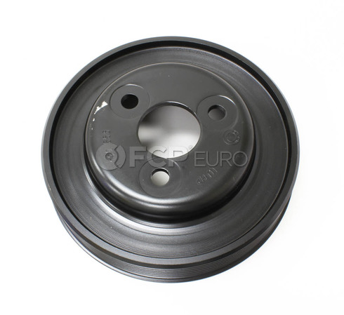 BMW Power Steering Pump Pulley (525i 318i 318is 318ti) - Genuine BMW 32421722556