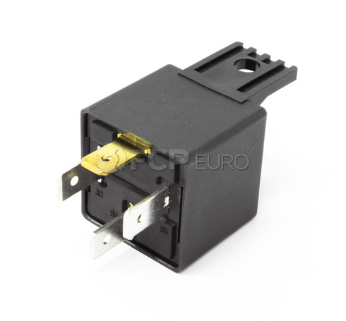 BMW Multi Purpose Relay (4-Prong) - Hella 61311374631