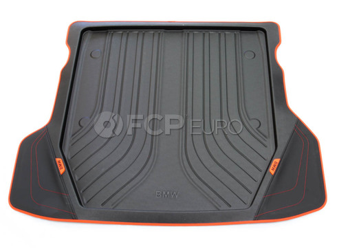 BMW Fitted Luggage Compartment Mat (Sport) - Genuine BMW 51472357151