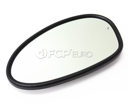 BMW Door Mirror Glass Left - Genuine BMW 51167132749