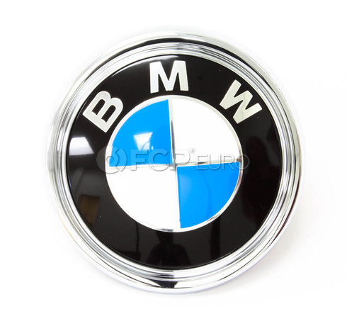 BMW Emblem Rear (E70) - Genuine BMW 51147157696