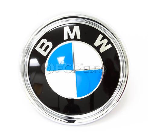 BMW Emblem Rear (E70) - Genuine BMW 51147157696