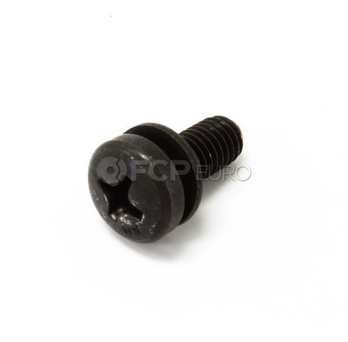 BMW Fillister Head Screw (M5X12Z1) - Genuine BMW 07119907582