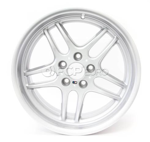 "BMW 18"" M Parallel Style 37 Wheel - Genuine BMW 36112227933"