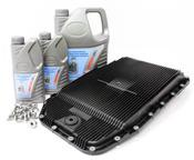 BMW GA6HP26Z Auto Trans Service Kit - Meistersatz/Pentosin 24117571227KT