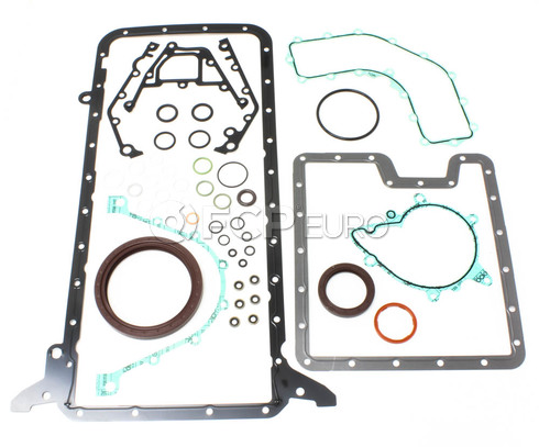 BMW Engine Crankcase Cover Gasket Set (X5 Z8) - Genuine BMW 11110008361
