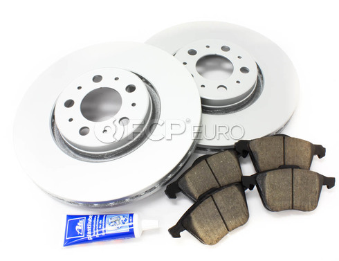 "Volvo Brake Kit Front 12.5"" 5 Piece (XC90) - Meyle KIT-P2316FTBK3P5"