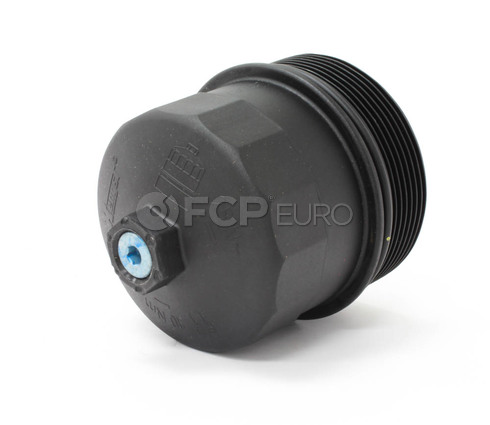 BMW Engine Oil Filter Cover - Genuine BMW 11427521353