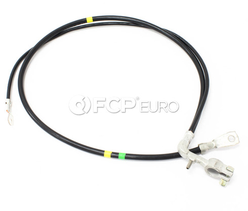 Volvo Negative Battery Cable (S70 V70 C70 850) Genuine