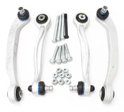Audi VW Control Arm Kit 4-Piece - Meyle HD D3CAMEY