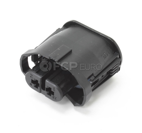 BMW Socket Housing (Black) - Genuine BMW 61132360041
