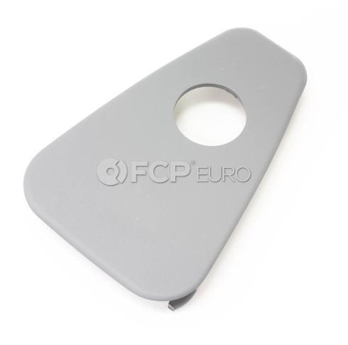 BMW Cover F Child Seat Fixing (Grey) - Genuine BMW 51468227689