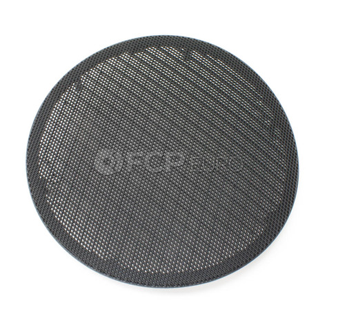 BMW Cover F Right Loudspeaker (Black) - Genuine BMW 51428265472