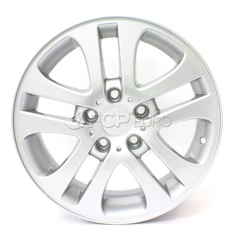 BMW 17in Double Spoke Alloy Rim (79 Style) - Genuine BMW 36116751415