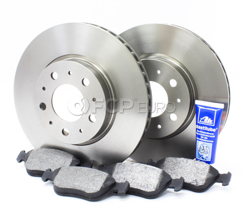 "Volvo Brake Kit 11"" Front 5 Piece (850 C70 S70 V70) - Bosch KIT-P80280FTBK4P5"