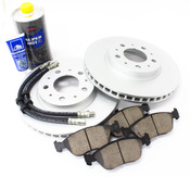 "Volvo Brake Kit 11"" 7 Piece - Meyle KIT-P80280FTBK3P7"