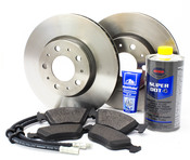 "Volvo Brake Kit 11"" 7 Piece - Brembo KIT-518414"